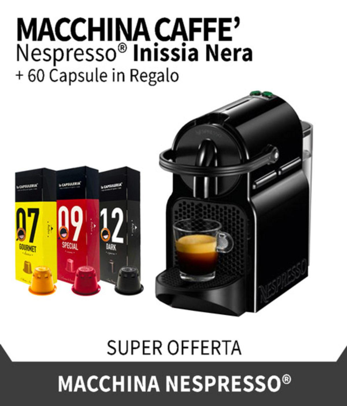 Capsula per PULIZIA macchine caffè NESPRESSO 6 pz